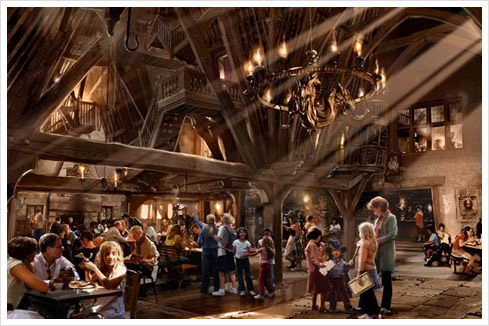 Wizarding World Concept 3