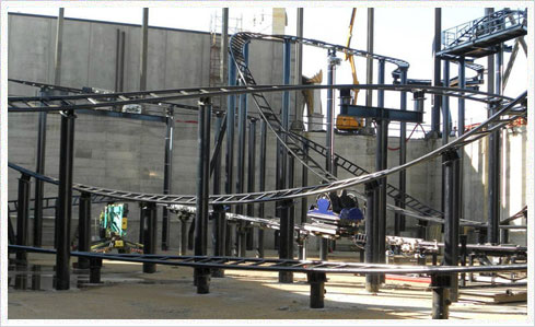 Magicland 11 Achterbahn Neuheiten 2011