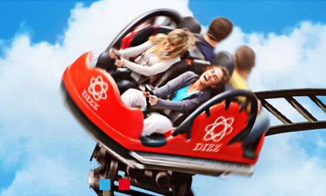 Bobbejaanland Dizz Achterbahn Neuheiten 2011