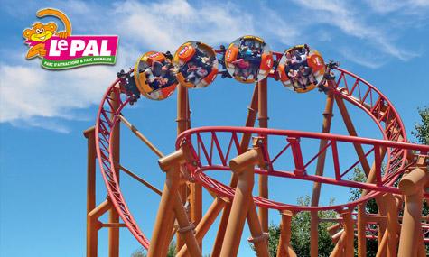 Le Pal Twist Achterbahn Neuheiten 2011
