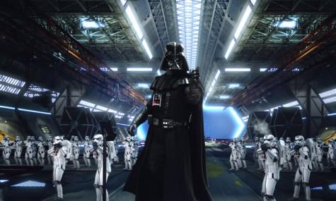 Star Tours 2 Artwork Darth Vader Neuheiten Check: Star Tours: The Adventures Continue
