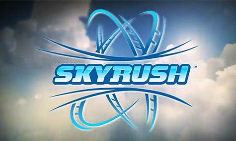 Skyrush LogoHersheypark Achterbahn Neuheiten 2012
