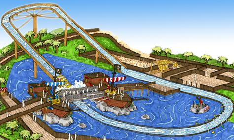 Pirate Reef Legoland Frühlingsgefühle – Kalifornien im Eröffnungsfieber