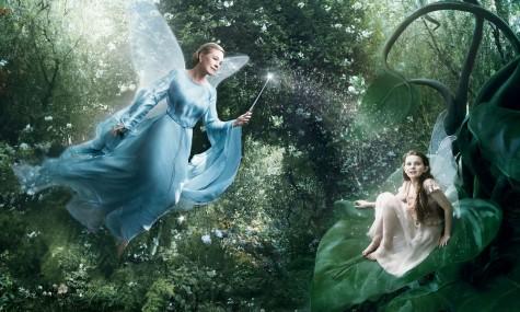 Disney Blue Fairy Julie Andrews Abigail Breslin 475x285 Disney Dream Portraits   Wenn Stars zu Disneyfiguren werden...