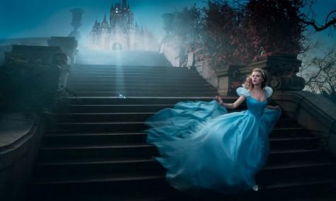 Disney Cinderella Scarlett Johansson 475x285 Disney Dream Portraits   Wenn Stars zu Disneyfiguren werden...