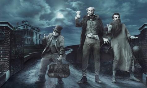 Disney Jack Black Will Ferrell Jason Segel Haunted Mansion Ghosts 475x285 Kennt man einen kennt man alle? Haunted Mansions im Vergleich!
