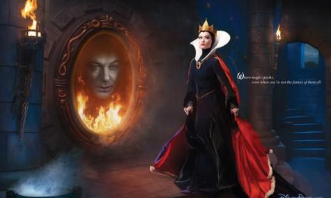 Disney Snow White Olivia Wilde Alec Baldwin 475x285 Disney Dream Portraits   Wenn Stars zu Disneyfiguren werden...