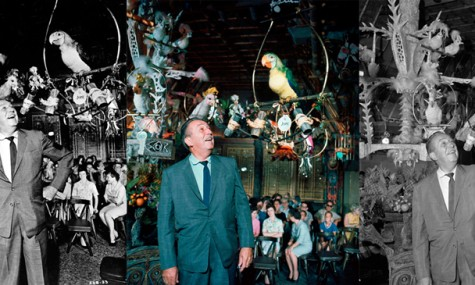 Walt Disney Enchanted Tiki Room 1 475x285 Walt Disneys Enchanted Tiki Room   Ein halbes Jahrhundert Feiern mit José, Michael, Pierre und Fritz