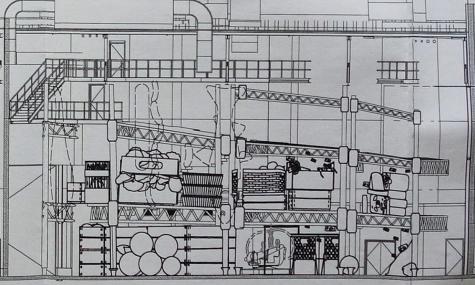 Plan Innenausstattung 475x285 Remy's Bistro – Disneys Ratte bittet zu Tisch