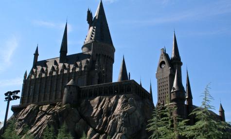 Einmal durch Hogwarts laufen, für viele Fans wird der Traum am Fan-Wochenende wahr