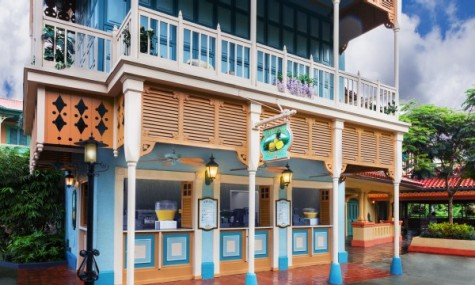 Aloha Isle 475x285 Must Eats in Freizeitparks – Dole Whip im Magic Kingdom (FL) und Disneyland (CA)
