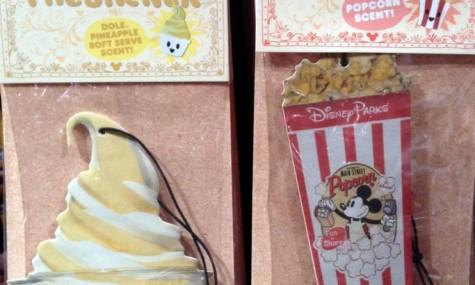 Disney Snack Air Fresheners Dole Whip and Popcorn 475x285 Must Eats in Freizeitparks – Dole Whip im Magic Kingdom (FL) und Disneyland (CA)