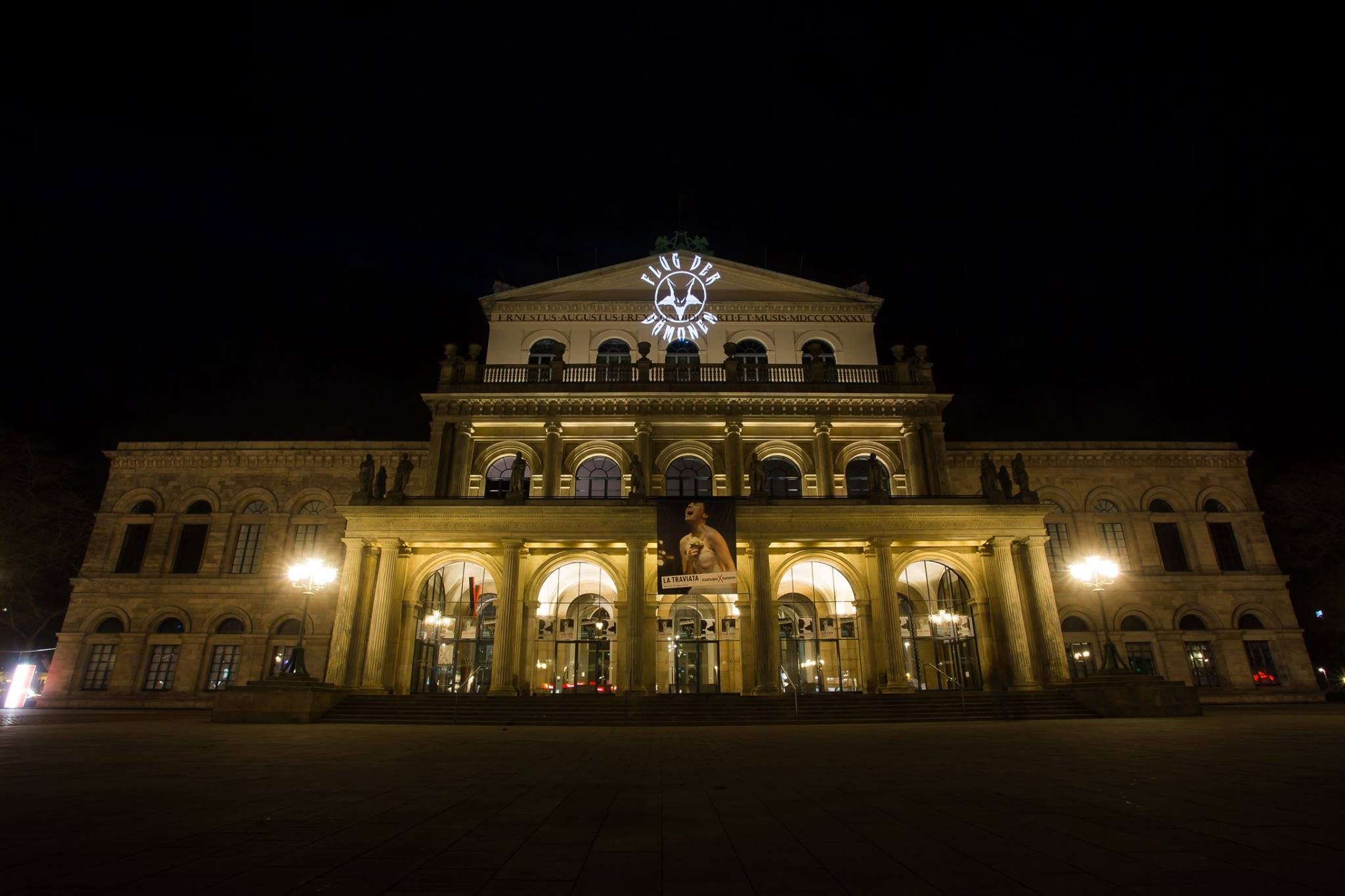 Ob man die Besucher des Theaters in Hannover bald auch im Heide Park begrüßen darf?