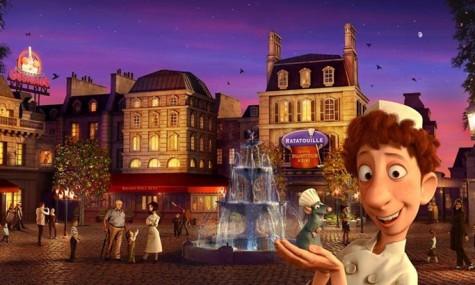 Ratatouille Artwork 475x285 Disney's Erneuerungen – klein aber fein
