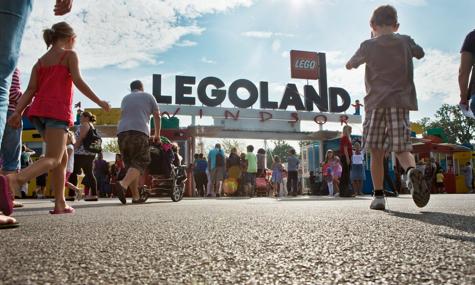 Seit Freitag hat das Legoland Windsor wieder regulär seine Tore geöffnet