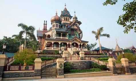 Kennt man einen kennt man alle? Haunted Mansions im Vergleich!