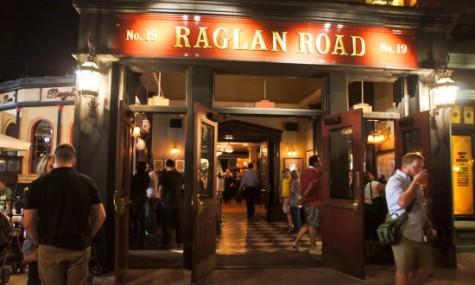 Der Ort an dem alles begann: Raglan Road