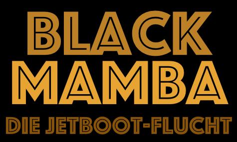 """""""Black Mamba - Die Jetboot-Flucht"""" wird der Name der Attraktion 2015 (Grafik: Airtimers)"""