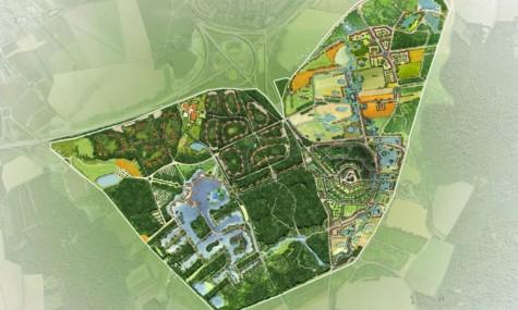 Genese 31 475x285 Grundstein für Naturpark Resort Villages Nature bei Disneyland Paris gelegt