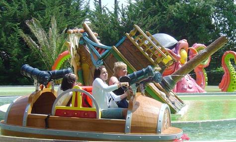 Auch im Skyline Park wird ein Splashbattle entstehen.