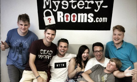 Airtimers bei MysteryRooms