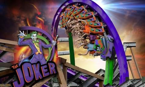 The Joker wird der neueste Streich von RMC und Six Flags - Anklicken zum Vergrößern!