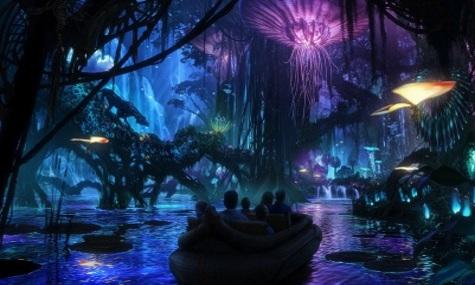 Avatar titel Disneys neue Fantasiewelt   Das Avatarland als Modell
