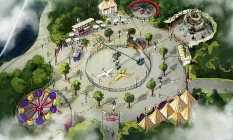 Holiday park 2016 neu 04 475x285 Neuer Flug Themenbereich ab 2016 im Holiday Park