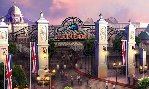 paramount london Neue Filmparks   ein Blick in die Zukunft