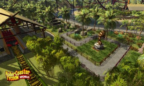 Ein Screenshot aus dem aktuellen Gameplay - Anklicken zum Vergrößern!