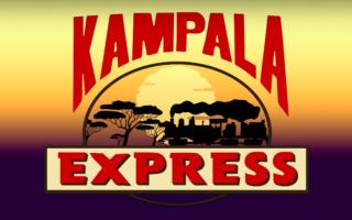 Gerstlauers lustiger Kampala Express rollt nach Dänemark