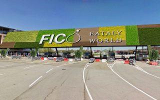 Fico Eataly World -Mit Kühen und Feldern gegen Silver Star und Wodan?