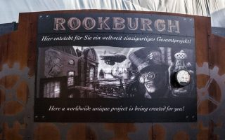 Rookburgh – Phantasialand goes Steampunk