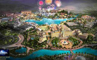 Neuigkeiten zu den Universal Studios Peking