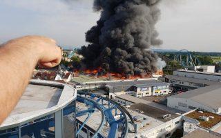 Brand im Europa-Park - Alle aktuellen Informationen