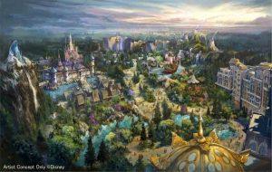 Tokyo DisneySea - Drei neue magische Themenbereiche für 2022!