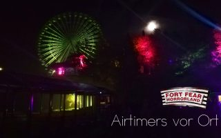 Airtimers vor Ort – Fort Fear Horrorland 2018