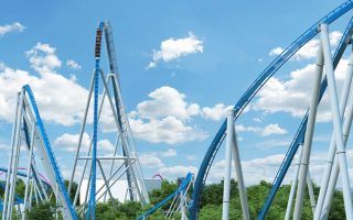 Orion – Kings Island baut Giga-Coaster