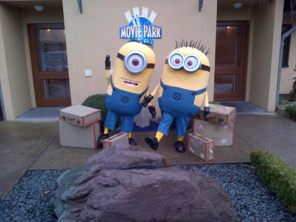 Angehängte Bilder: Movie Park - Minions.jpg