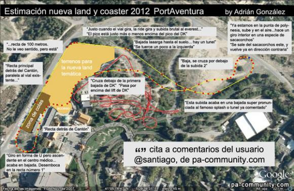 Attached Image: PortAventura Layout Coaster 2012.jpg