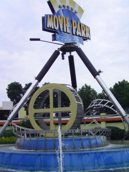 freizeitpark tour 2 3 tag movie park teil 1 airtimers forum. Black Bedroom Furniture Sets. Home Design Ideas